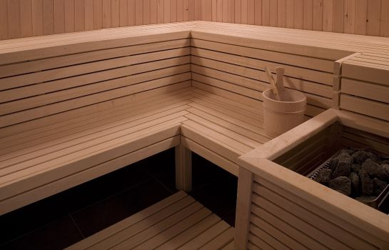 Sauna Best Western Plus Alpen Resort Hotel