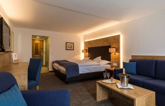 Zimmer Best Western Plus Alpen Resort Hotel
