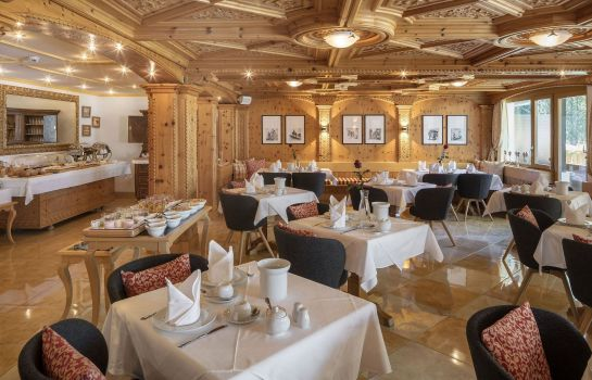 Restaurant Swiss Alpine Hotel Allalin