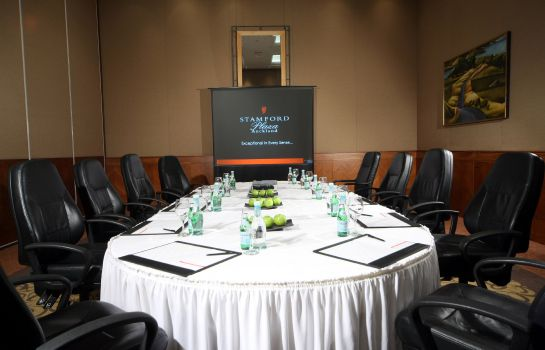 Conference room Stamford Plaza Auckland