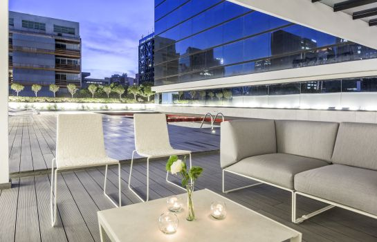 Terrasse NH COLLECTION MEXICO CITY