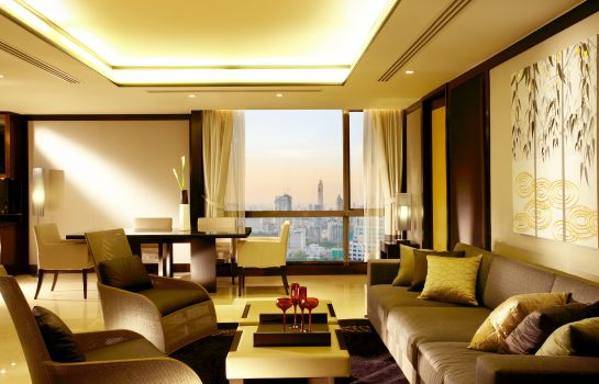 Suite Banyan Tree Bangkok