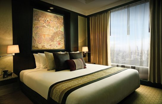 Double room (standard) Banyan Tree Bangkok