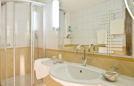Bagno in camera Hotel & Residence Hochriegel