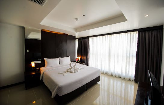 Badkamer Hotel Selection Pattaya