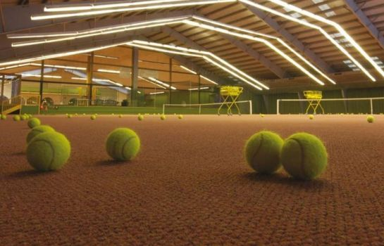 Tennis court Tannenhof Sport & Spa