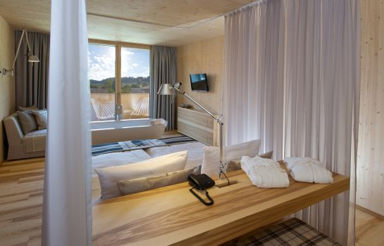 Double room (superior) Tannenhof Sport & Spa