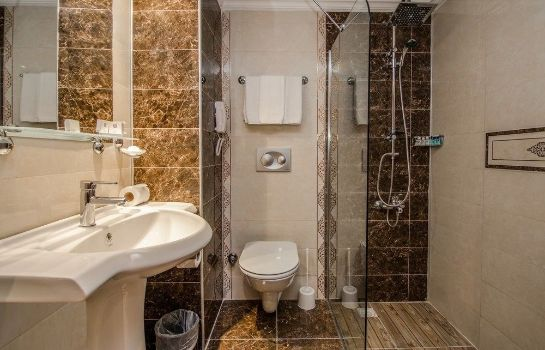 Bagno in camera L'etoile Hotel - All Inclusive