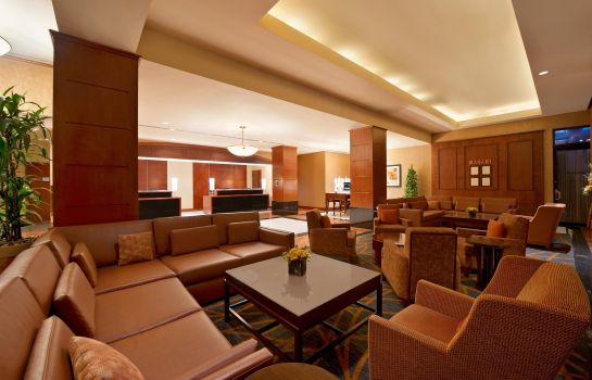 Hall Hilton Chicago-Magnificent Mile Suites