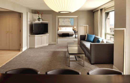 Suite Hilton Chicago-Magnificent Mile Suites