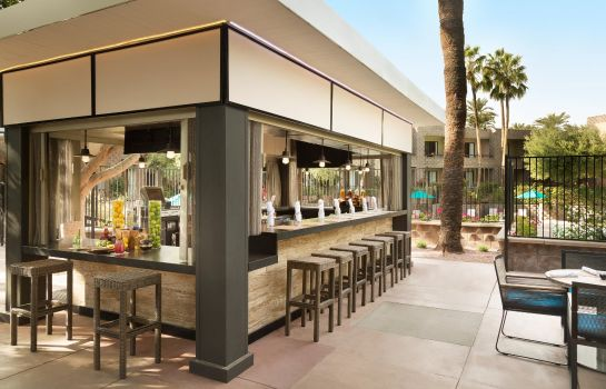 Hotel bar DoubleTree Resort by Hilton Paradise Valley - Scottsdale