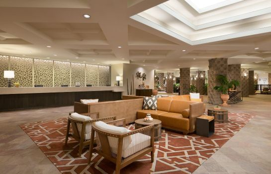 Hotelhalle DoubleTree Resort by Hilton Paradise Valley - Scottsdale