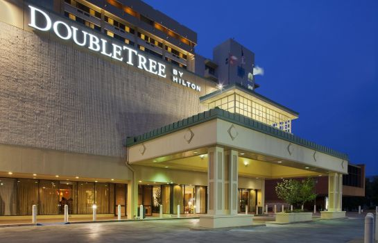 Exterior view DoubleTree by Hilton Little Rock