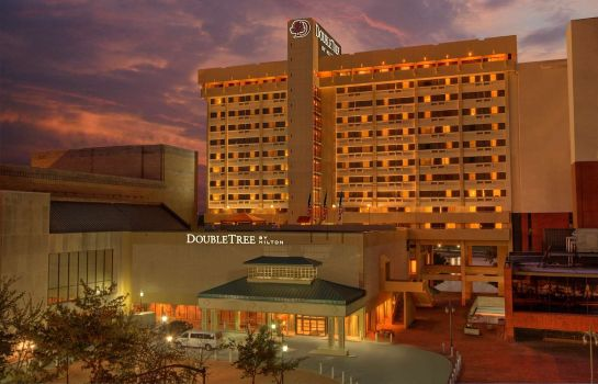 Vista esterna DoubleTree by Hilton Little Rock