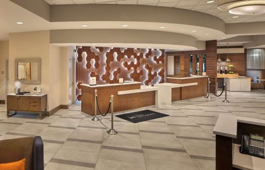 Lobby DoubleTree by Hilton Little Rock