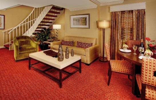 Suite DoubleTree by Hilton Little Rock
