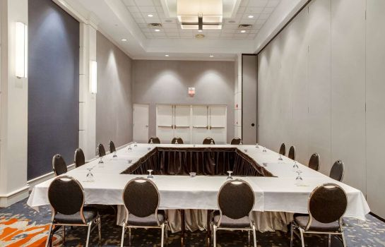 Conference room DoubleTree by Hilton Little Rock
