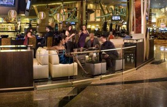 Hotel bar MGM New York New York Hotel and Casino