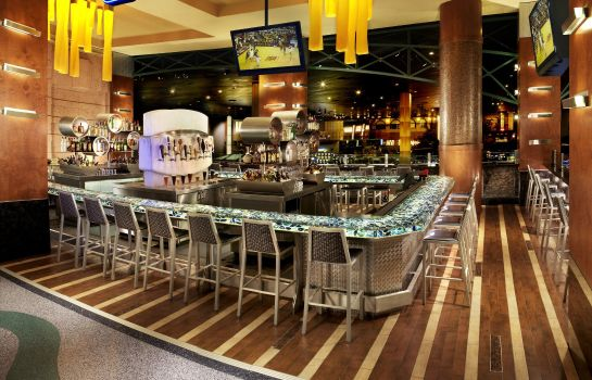 Bar del hotel MGM New York New York Hotel and Casino
