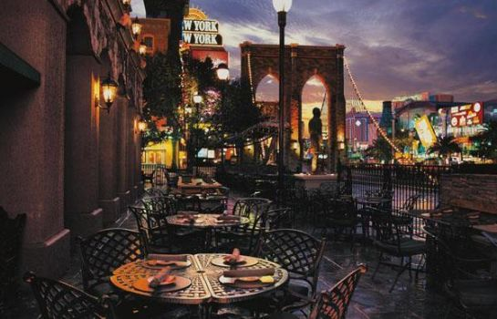 Restaurante MGM New York New York Hotel and Casino