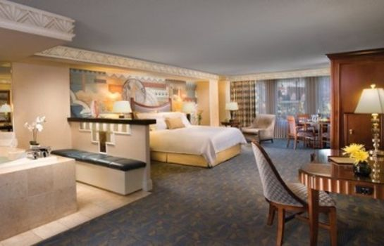 Suite MGM New York New York Hotel and Casino