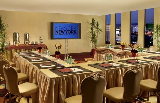 Sala de reuniones MGM New York New York Hotel and Casino