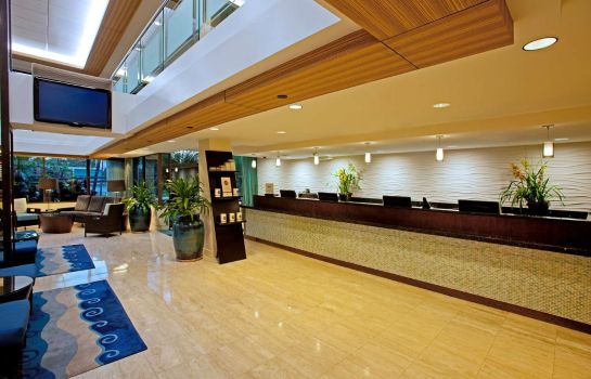 Hall DoubleTree by Hilton Alana - Waikiki Be