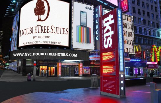 Außenansicht DoubleTree Suites by Hilton New York City - Times Square