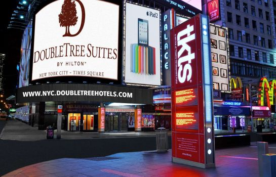 Buitenaanzicht DoubleTree Suites by Hilton New York City - Times Square