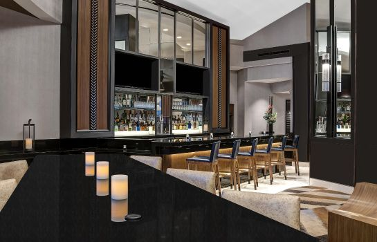 Hotel-Bar DoubleTree Suites by Hilton New York City - Times Square