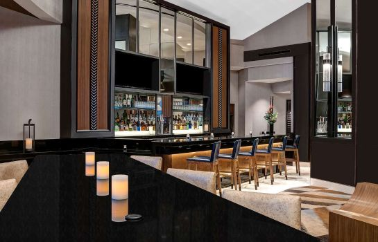 Hotelbar DoubleTree Suites by Hilton New York City - Times Square