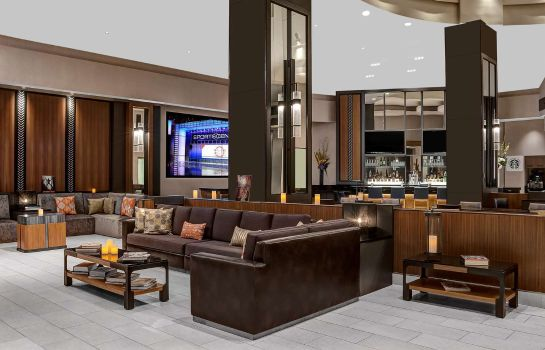 Hotelhalle DoubleTree Suites by Hilton New York City - Times Square