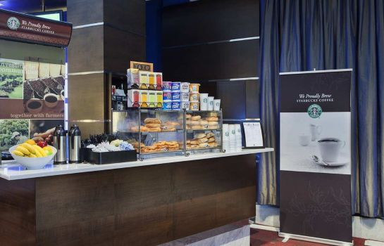 Restaurant DoubleTree Suites by Hilton New York City - Times Square