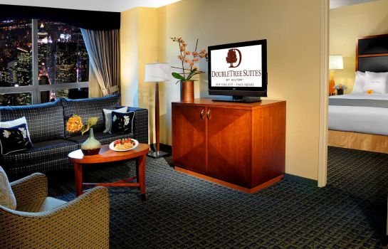 Zimmer DoubleTree Suites by Hilton New York City - Times Square