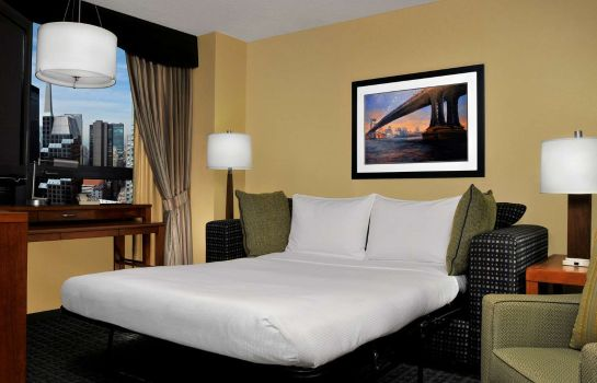 Kamers DoubleTree Suites by Hilton New York City - Times Square
