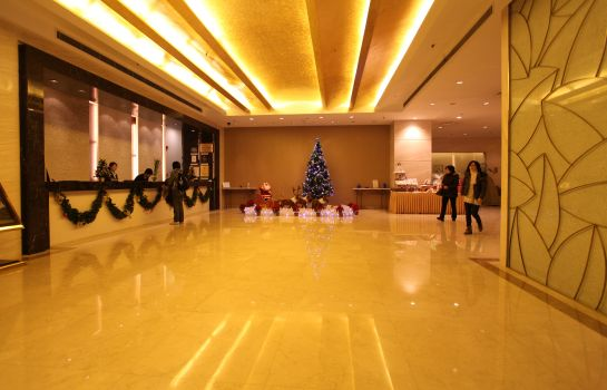 Hotelhal Grand Park Wuxi