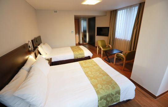 Chambre double (confort) New Kukje Hotel