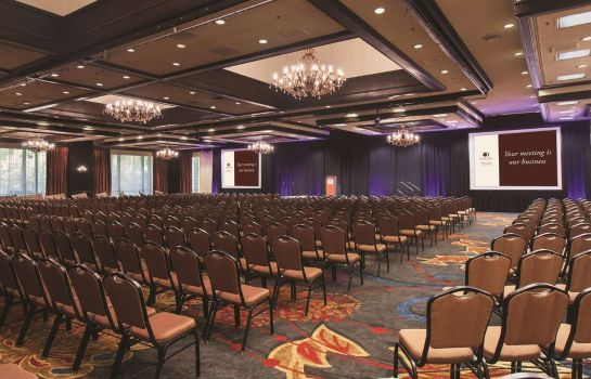 Conference room DoubleTree by Hilton Sacramento
