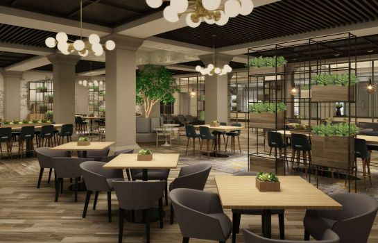 Restaurant DoubleTree by Hilton Hotel San Diego - Mission Valley
