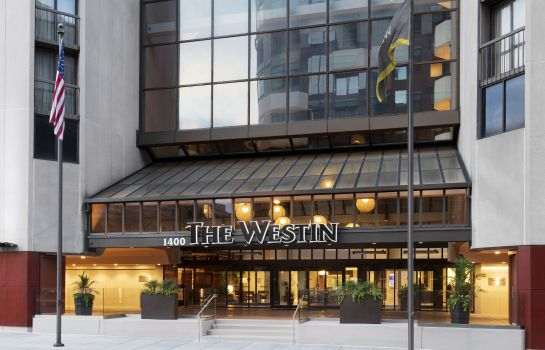 Widok zewnętrzny The Westin Washington D.C. City Center