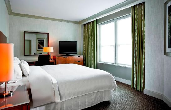 Kamers The Westin Georgetown Washington D.C.