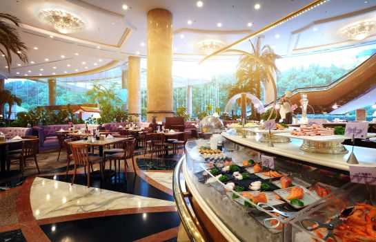Breakfast buffet Grand Metropark Hotel Nanjing
