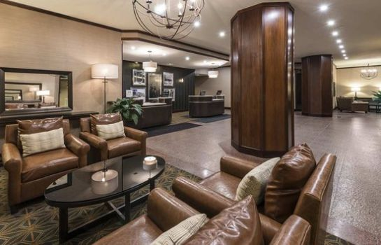 Hol hotelowy DoubleTree Suites by Hilton Columbus Downtown