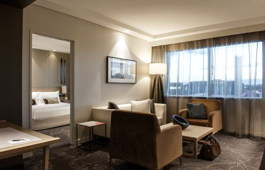 Suite Sydney PARKROYAL Darling Harbour