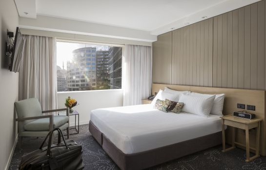 Kamers Sydney PARKROYAL Darling Harbour