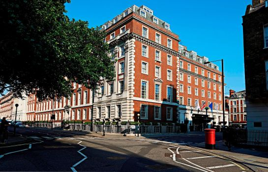Vue extérieure London Marriott Hotel Grosvenor Square