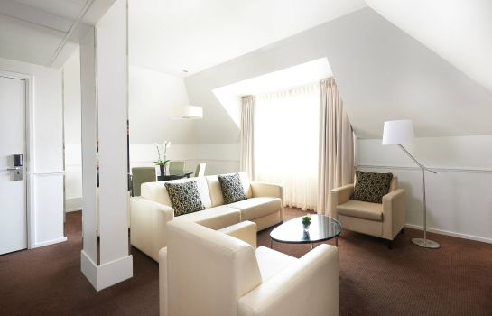 Suite London Marriott Hotel Grosvenor Square