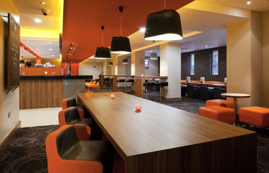 Bar hotelowy Novotel London Waterloo