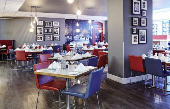 Restaurant Novotel London Waterloo