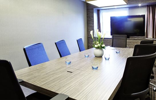 Conference room Novotel London Waterloo